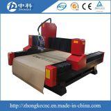 Máquina de gravura de pedra do CNC com o eixo refrigerar de água