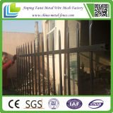 Sale chaud New Products Ornamental Iron Fence Panels avec Post pour les Etats-Unis