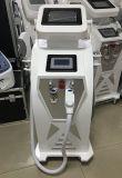 Neue Griffe des Entwurfs-3 zweipolige HF-Nd YAG Haar-Abbau-Maschine Laser-Elight (IPLhf)