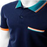 Polo-Hemd der heißer Verkaufs-kundenspezifischen Männer Baumwoll