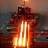 Horno de frecuencia media de la calefacción de inducción eléctrica