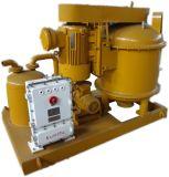Desgaseador del vacío usado para el sistema de control sólido