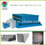 Panneau ignifuge creux d'oxyde de magnésium de machine de partition de mur de Tianyi