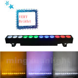 Nuevo 201512*15W 6in1 Rgbwauv DJ LED Effect Light