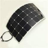 OEM 충분히 증명된 중국 공급자 반 유연한 태양 전지판 100W