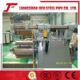 溶接された管の生産ライン