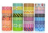 Fita extravagante da decoração/fita japonesa de Washi para ofícios de DIY