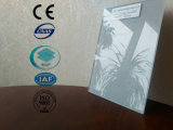 Vetro verniciato bianco/colore verniciato di vetro con Ce, iso