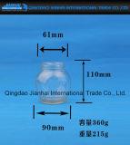 Freies Nahrungsmittelgrad-Glasglas für Stau und Essiggurken