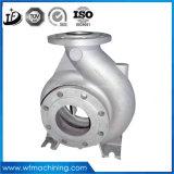 Pezzo fuso centrifugo elettrico fluido della ventola della pompa dell'acciaio inossidabile della pompa ad acqua dei residui di industria del pezzo fuso dell'OEM, parti del pezzo fuso dell'acciaio legato fatte in Cina