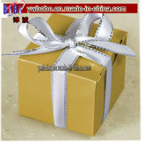 Regalo Box Gold Wedding Favor Boxes 100CT Birthday Party Products (W1008)