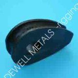 Cosse galvanisée DIN6899A d'acier du carbone