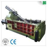 Pressa per balle idraulica di alluminio del metallo dello scarto Y81q-200 (controllo del PLC)