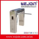 Torniquete automático do tripé da carcaça de aço inoxidável (WJTS112)
