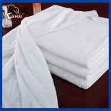 Tovagliolo bianco 100% del filo di cotone 120g (QHW00332)