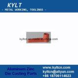 La lega di alluminio le parti della pressofusione con la vernice variopinta cottura/della pittura