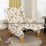 Sofá de madeira americano dos pés do estilo de país (M-X3072)