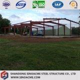 배를 위한 Prefabricated 강철 저장 건물 창고