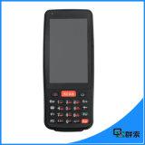 신식 인조 인간 5.1 OS 접촉 스크린 4G 무선 소형 PDA Barcode 스캐너