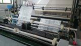 Shxj-C 기계, 2 층을 만드는 자동적인 찬 절단 t-셔츠 부대 기계를 만드는 4개의 선 t-셔츠 부대