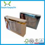 Kundenspezifisches faltbares Packpapier-kosmetisches Geschenk-Kasten-Verpacken