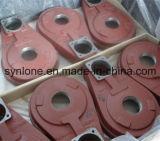 Подгонянная стальная коробка передач отливки песка с подвергать механической обработке CNC