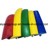 Alto PVC brillante Lipping/bandas de borde para los muebles hechos en China