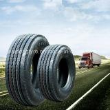 Direção do triângulo/que conduz o pneumático radial do caminhão (385/65r22.5)