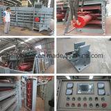 Gute Qualitätsautomatischer dreifacher Vorgangs-horizontale hydraulische Papierballenpresse