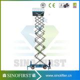 4m 8m bewegliche elektrische intelligente Scissor Aufzug-Plattform