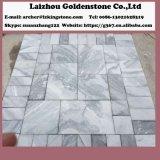 壁の装飾の曇った灰色の大理石の平板
