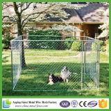 Canile coperto completo del cane di Weatherguard - 7 ' 6X7'6 X4