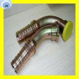 Bride hydraulique 6000 LPC 87643 du degré SAE de l'embout de durites de couplage 45