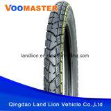 neumático interurbano 3.00-18, 2.75-17 de la motocicleta de la garantía de la calidad 30000kms
