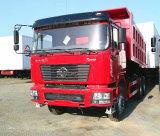 336HP Weichai 엔진을%s 가진 Shacman F2000 6X4 덤프 트럭 팁 주는 사람 트럭 25t/35t