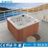 Baquet chaud de STATION THERMALE hydraulique extérieure acrylique de massage de 6 personnes (M-3310)