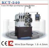 Kcmco-Kct-540 4mm ressort de compression de commande numérique par ordinateur de 5 axes enroulant le pot tournant de Machine&Spring