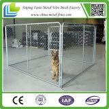 Grande canil resistente da pena do jogo do metal do exercício da cerca da barreira do gato do cão de animal de estimação da gaiola