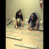 4.2mm PVCクリックのビニールの床タイル