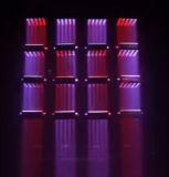 Свет влияния матрицы 25 12W RGBW СИД CREE СИД с движением вращения безграничности