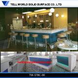 パブアクリルLEDのライトバー表のJuce棒家具の前部の販売