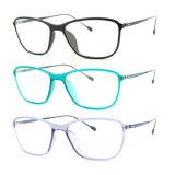 Het populaire Optische Frame van het Oogglas Ultem Plastic Eyewear met Slank Roestvrij staal 7314
