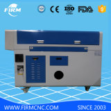 Máquina 6090 del laser