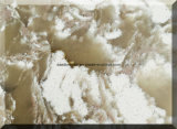 Surface solide de pierre colorée de quartz pour des matériaux de construction de dessus de Tableau de partie supérieure du comptoir de cuisine