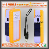 Luz Emergency solar con la linterna de 5 LED, interruptor de Dimmable (SH-1965A)