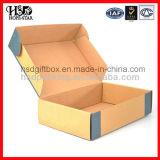 Роскошная коробка ботинок бумаги коробки ботинок коробки ботинок складная