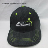 Esporte por atacado Cap&Hat do preto do baixo preço