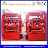 Machine de fabrication de brique manuelle des cendres Qt4-26 volantes enclenchant pavant la machine de bloc