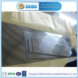 Опытной холоднопрокатный фабрикой лист молибдена с яркой поверхностью