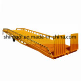 12 Ton Mobile Container Ramp Dcqy12-0.8 (Customizable)